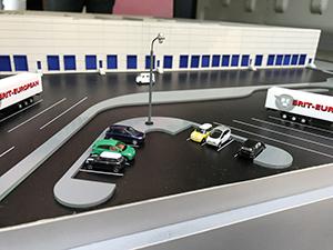 3D model Makra